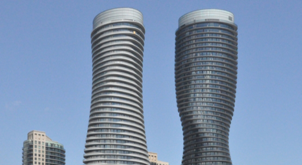 Mississauga City Centre Condos