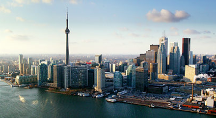 Downtown Toronto Waterfront Condos